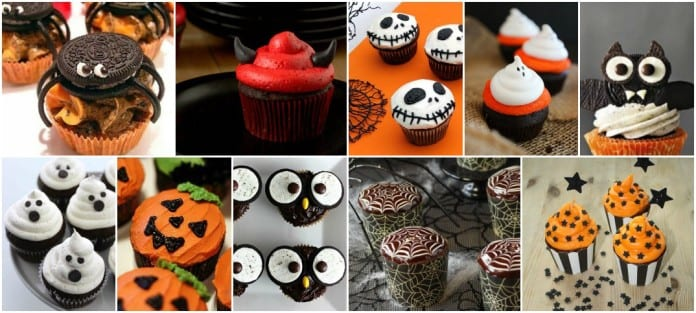 cupcakes épeurants