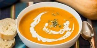 soupe à la courge