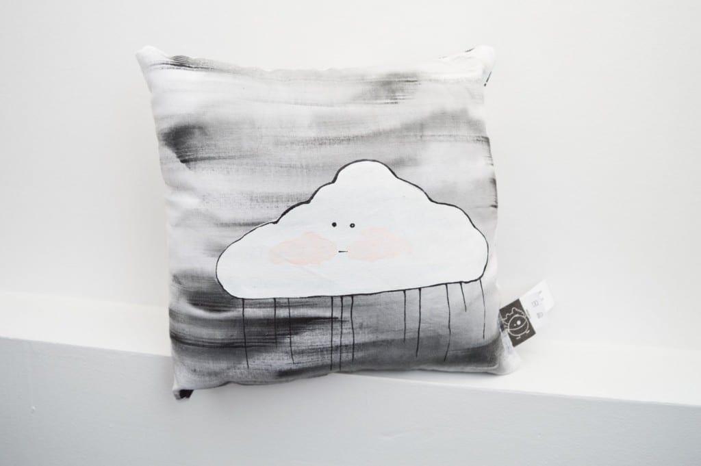 Coussin nuage de Oh Bokchoy (Otterburn Park)