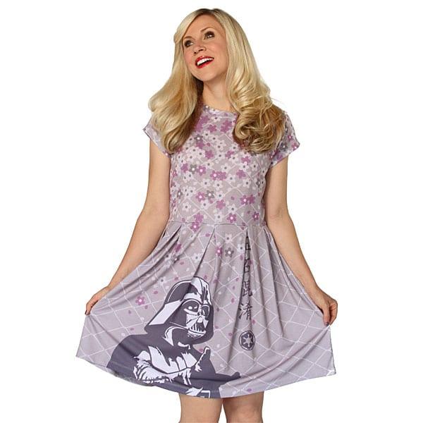 Allo la robe parfaite pour l'été! via Think Geek
