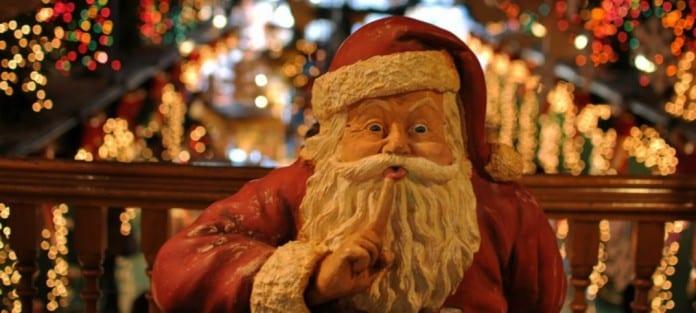 Où voir le Père-Noël à Québec