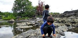 activités extérieures à faire en famille