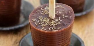 pops au chocolat -Paletas mexicaine