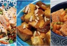 recettes de poulet