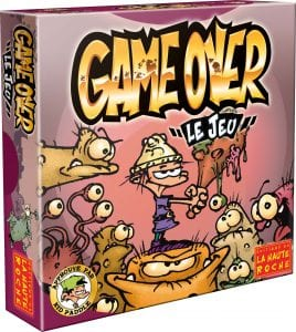 Jeu de société Game Over MJ Games