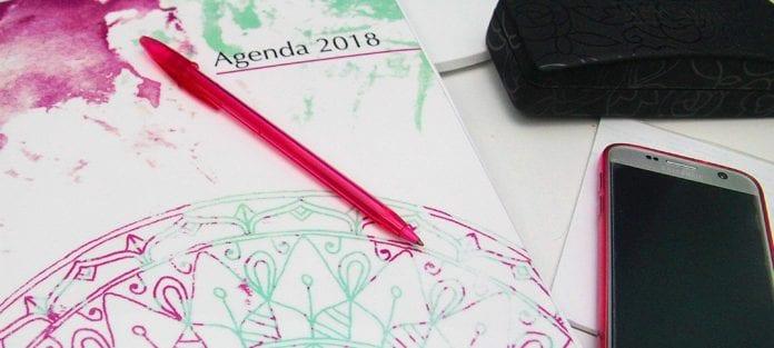 Agenda 2018 Ma voix ta voie
