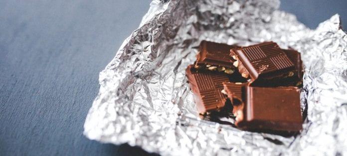 chocolat collecte de fonds
