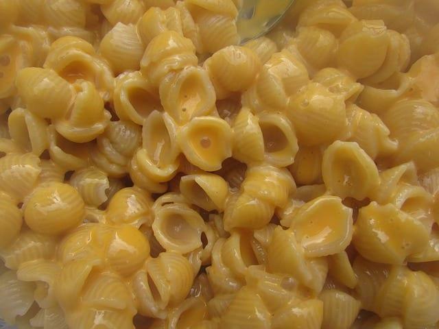 recettes à la mijoteuse macaroni au fromage