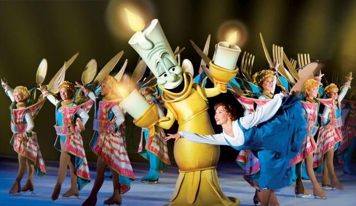Disney sur glace Québec