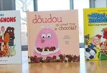 livres québécois pour les enfants