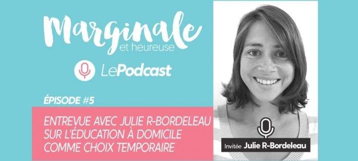 entrevue avec julie r-bordeleau