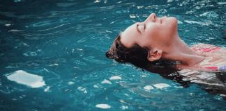 bain flottant Zeste détente