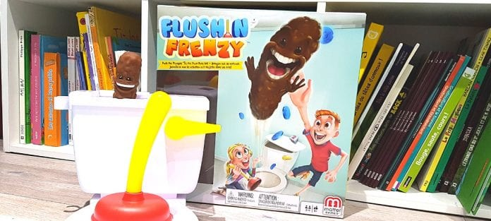jeu Flushin' Frenzy