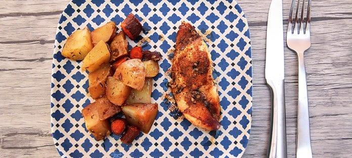 poulet balsamique mijoteuse
