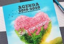 agenda papier