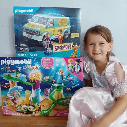Playmobil Scoobidoo sirènes